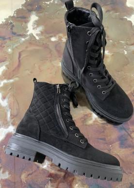 belluci boots black