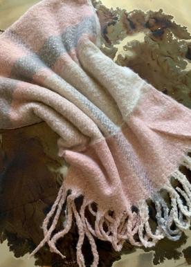 Mary scarf rosa S1711