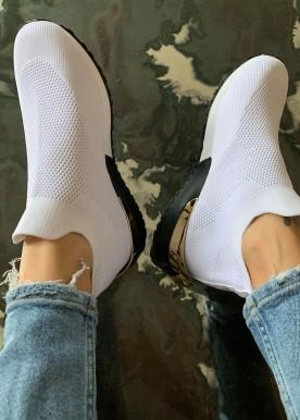 divine sneakers white