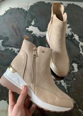Inna sneakers beige
