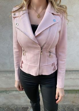 saga jakke rosa