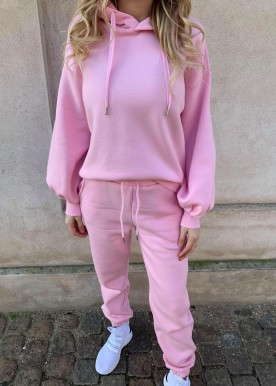 PEVA-HOOD Light pink