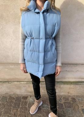 icy vest blue