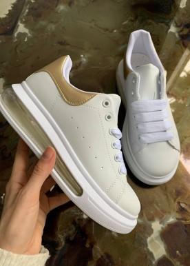 Goja sneakers golden