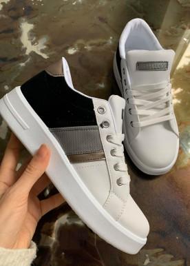 Minna  sneakers black