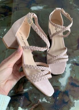 mava rosa sandal