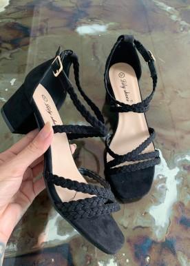 mava sort sandal