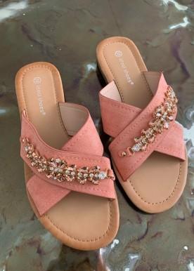 melia rosa sandal