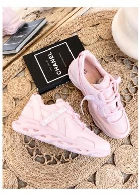 chia sneakers rosa