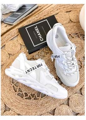 chia sneakers white