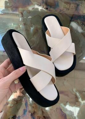 sigga slippers nude