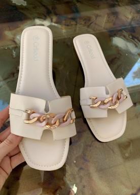 girl sandal nude