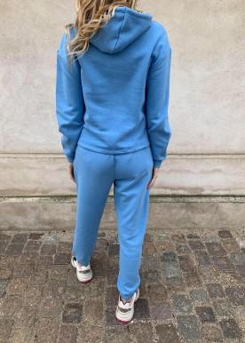 pcchilli ls hoodie little boy blue